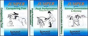 self hypnosis equestrian jumper cds