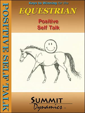 Positive Self Hypnotherapy Talk for the Western Rider